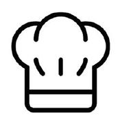 Chefs Hat Icon